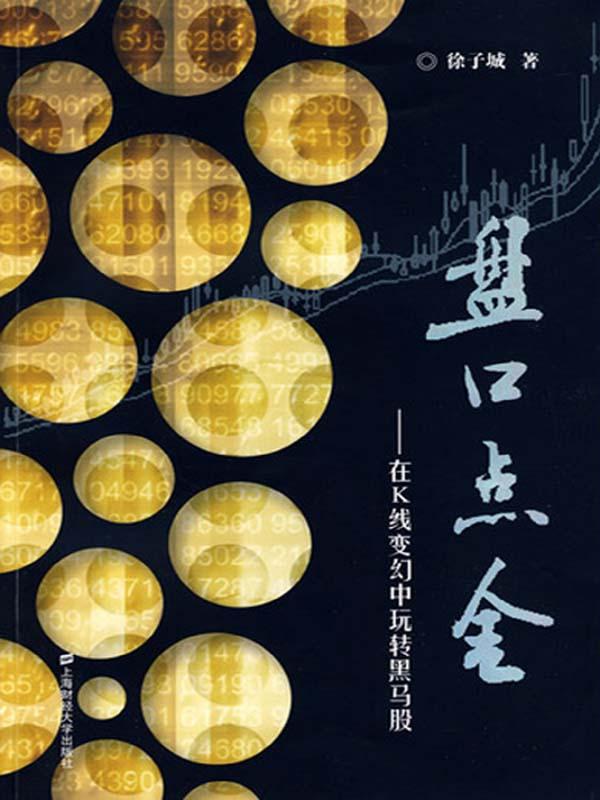 盘口点金——在K线变幻中玩转黑马股-免费小说下载